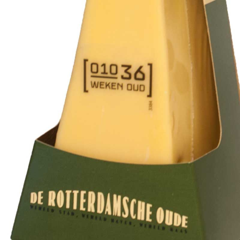Schuitje 36wk De Rotterdamsche Oude kaas