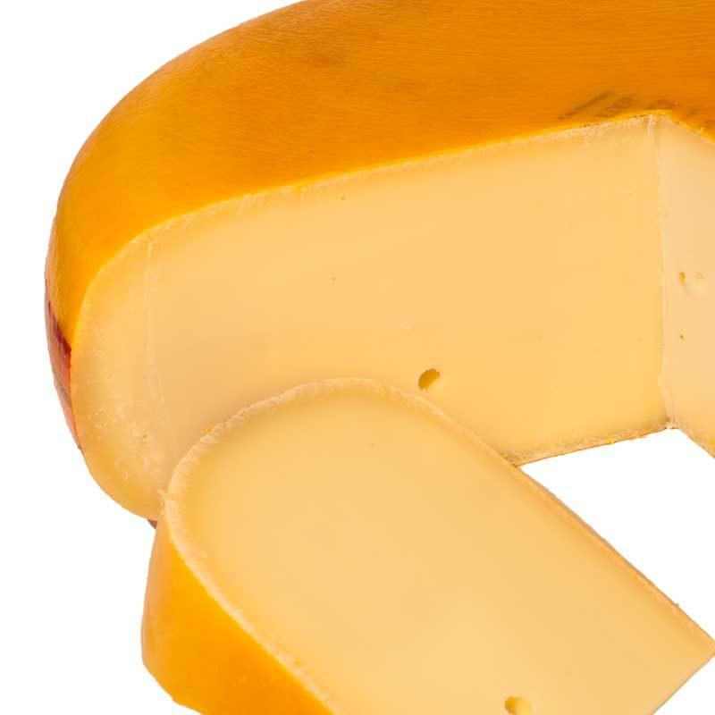 Belegen boerenkaas boerderij kaas van Mulder