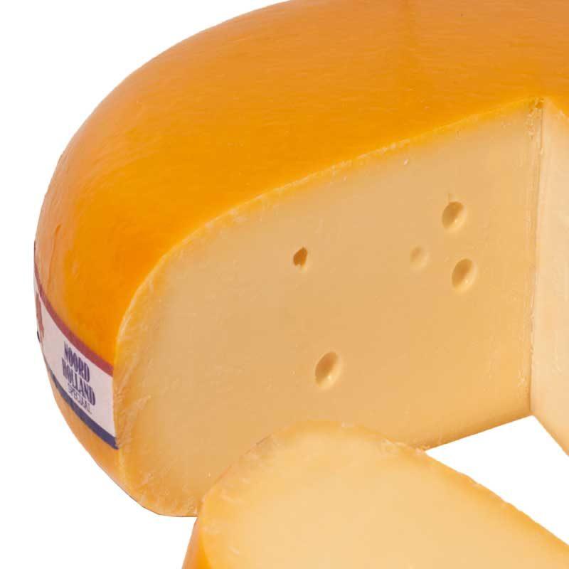 Belegen kaas Noord Hollandse Gouda 48+