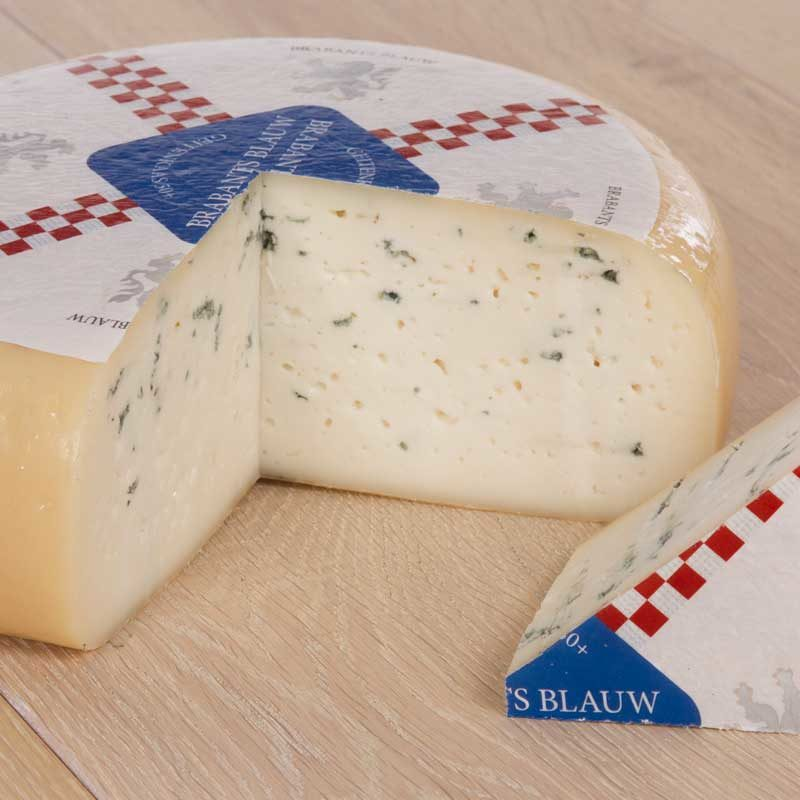 Brabants Blauwader Geitenkaas 2
