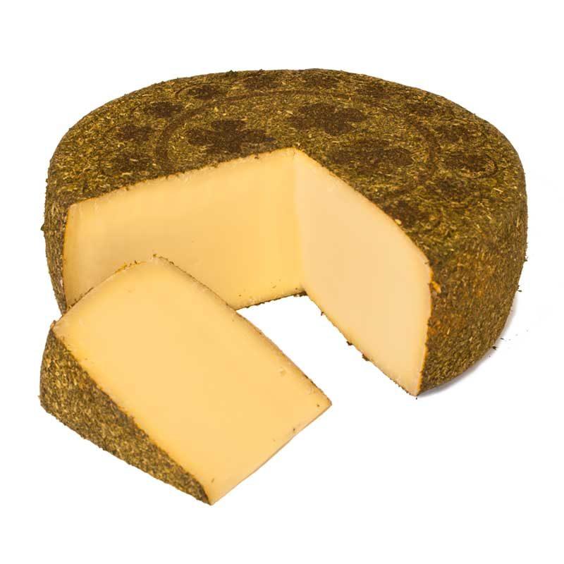 Hooibloem Oostenrijkse Berg kaas