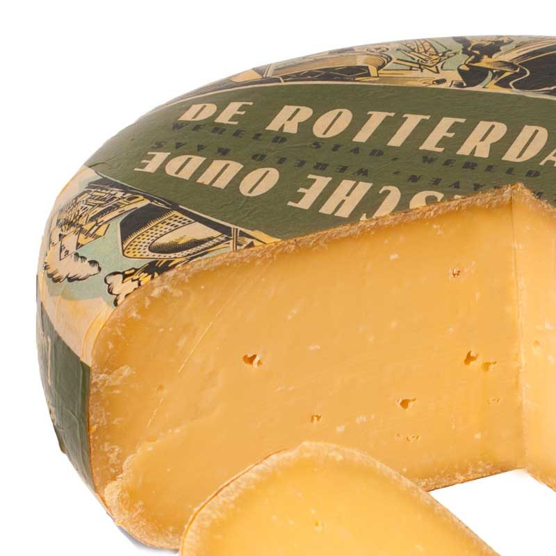 Overjarige Brokkel 100wk De Rotterdamsche Oude Goudse kaas 48+ 2