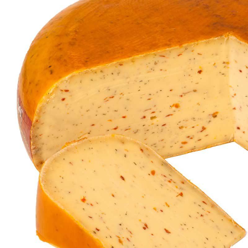 Tuinkruiden boerenkaas boerderij kaas van Mulder