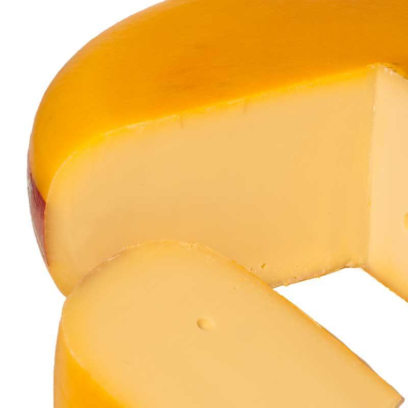 Jong belegen boerenkaas boerderij kaas van Mulder