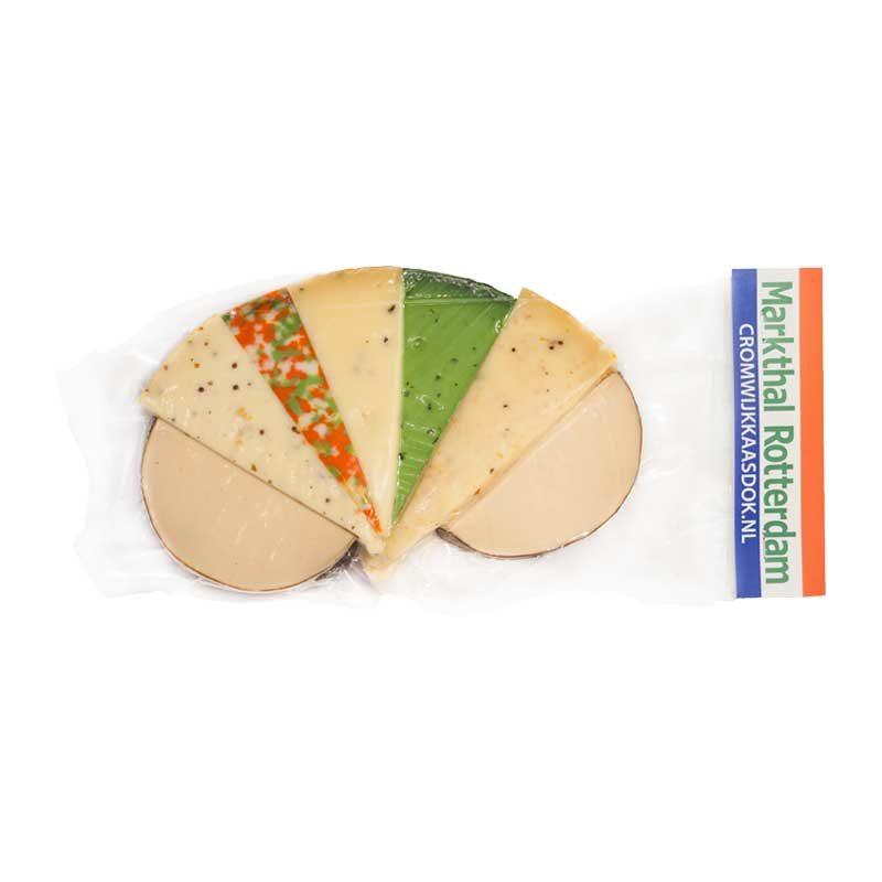 Markthal kaaspakket hollandse kaas