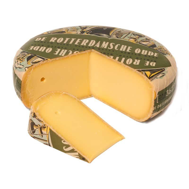 Alter Rotterdam Käse 36 Wochen