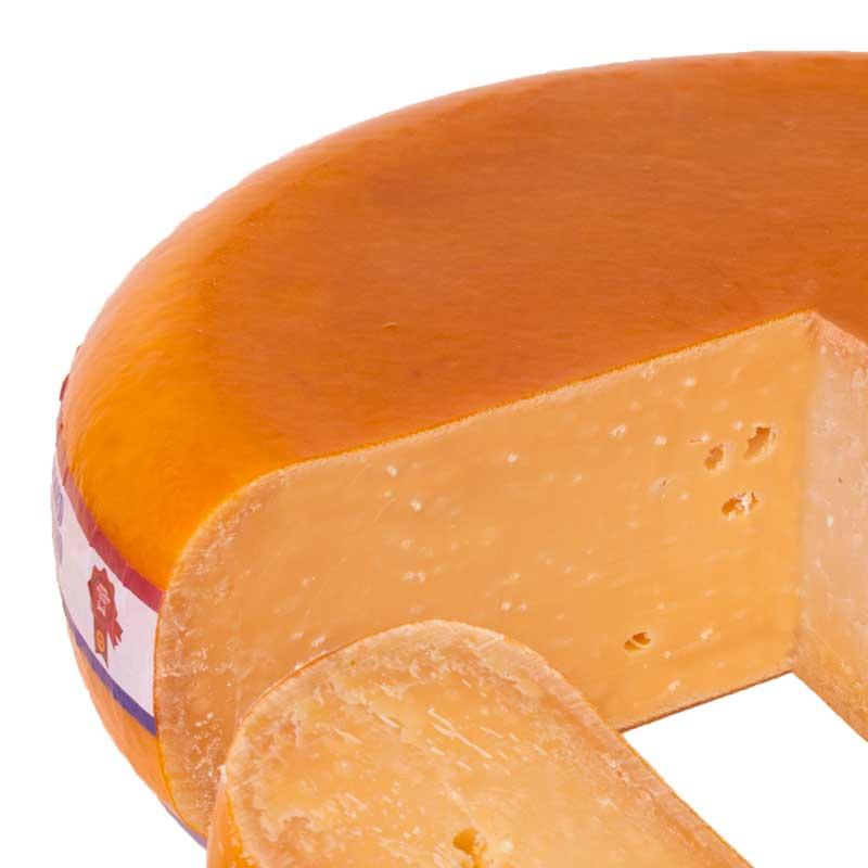 Überjähriger Alter käse Gouda Holland 2