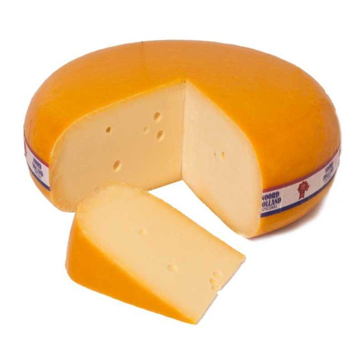 Reifer Käse Gouda Holland