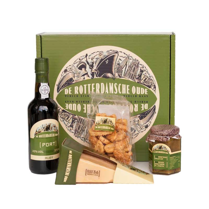 Kaaspakket Blaak De Rotterdamsche Oude kaas